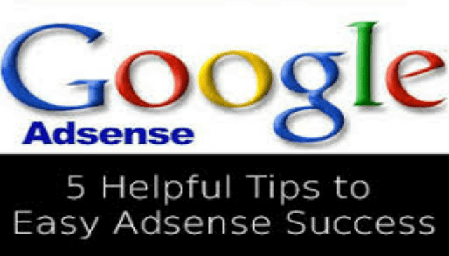 Adsense success