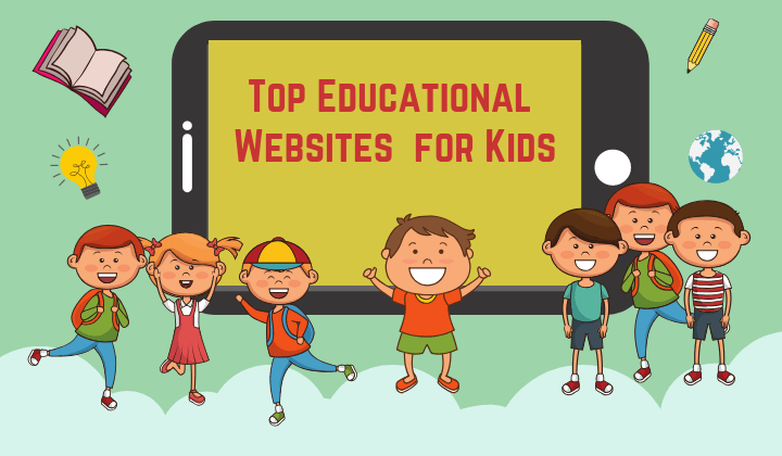 best educational websites for kids in India